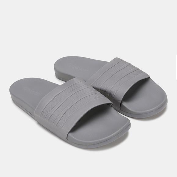 adidas adilette cf mono men's slide